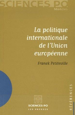 La politique internationale de l 39 union europ enne - La chambre des preteurs de l union europeenne ...