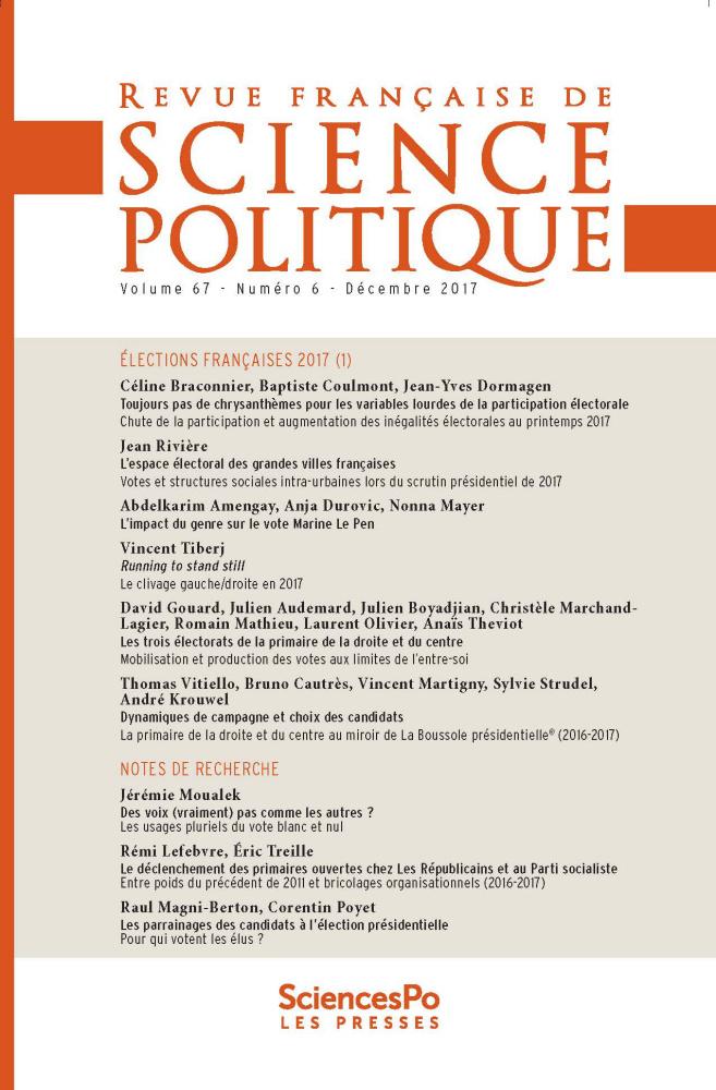 """Résultat de recherche d'images pour """"revue française de sciences politique"""""""