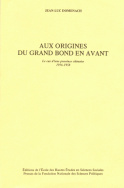 Aux origines du Grand bond en avant