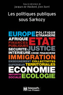 Politiques publiques 3, Les politiques publiques sous Sarkozy