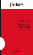 Tony Blair 1997-2007