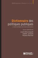 Dictionnaire des politiques publiques