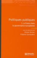 Politiques publiques 1, La France dans la gouvernance européenne