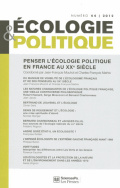 Écologie & Politique 44, 2012