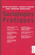 Sociologies pratiques 24, 2012