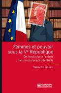 Femmes et pouvoir sous la Ve République