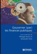 Gouverner (par) les finances publiques
