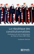 La République des constitutionnalistes