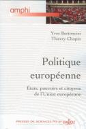 Politique européenne