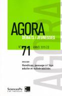 Agora débats/jeunesses 71, 2015
