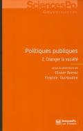 Politiques publiques 2, Changer la société