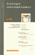 Critique internationale 18, janvier 2003